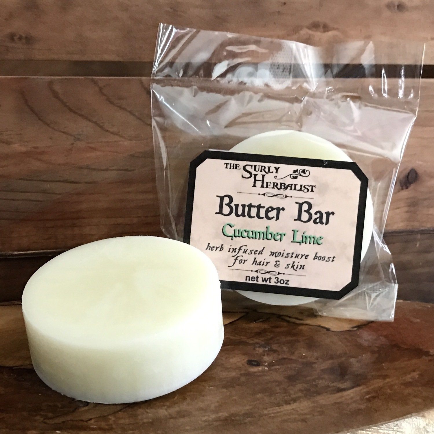 Butter Bar - Cucumber Lime