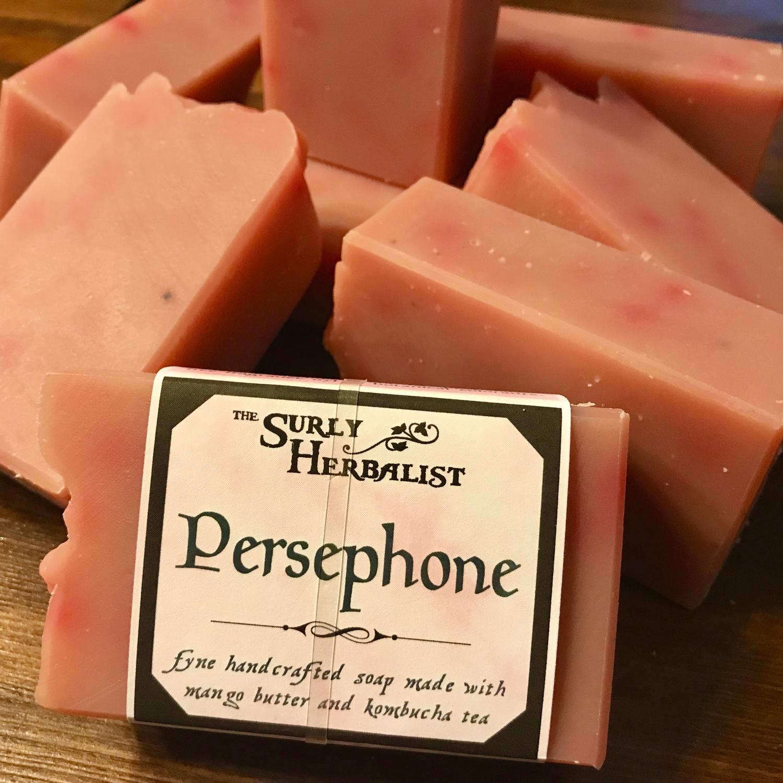 Kombucha Soap - Persephone