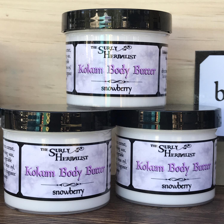 Kokum Body Butter - Snowberry