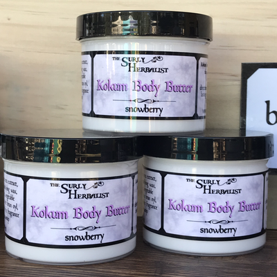 Kokum Body Butter - Snowberry