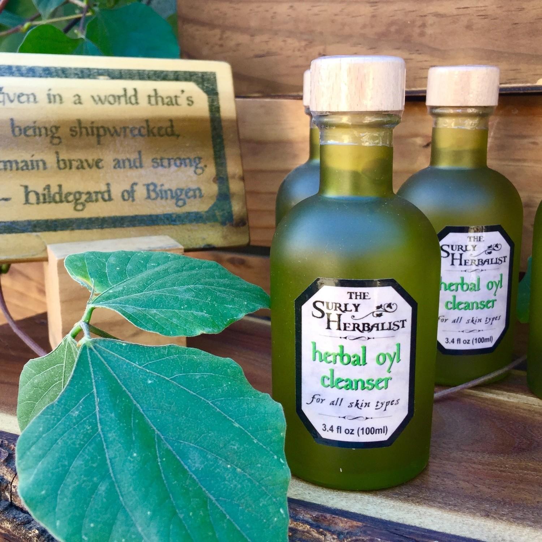 Herbal Oyl Cleanser