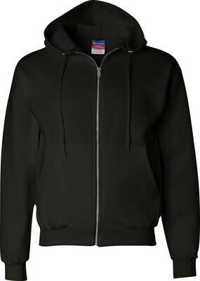 Chesco Dance Center - Zipper Front Hooded Sweatshirt