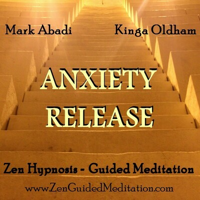 Anxiety Release Audio