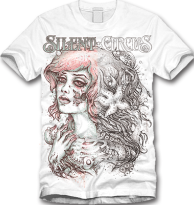 Shirt Mermaid (also available as girlie shirt)