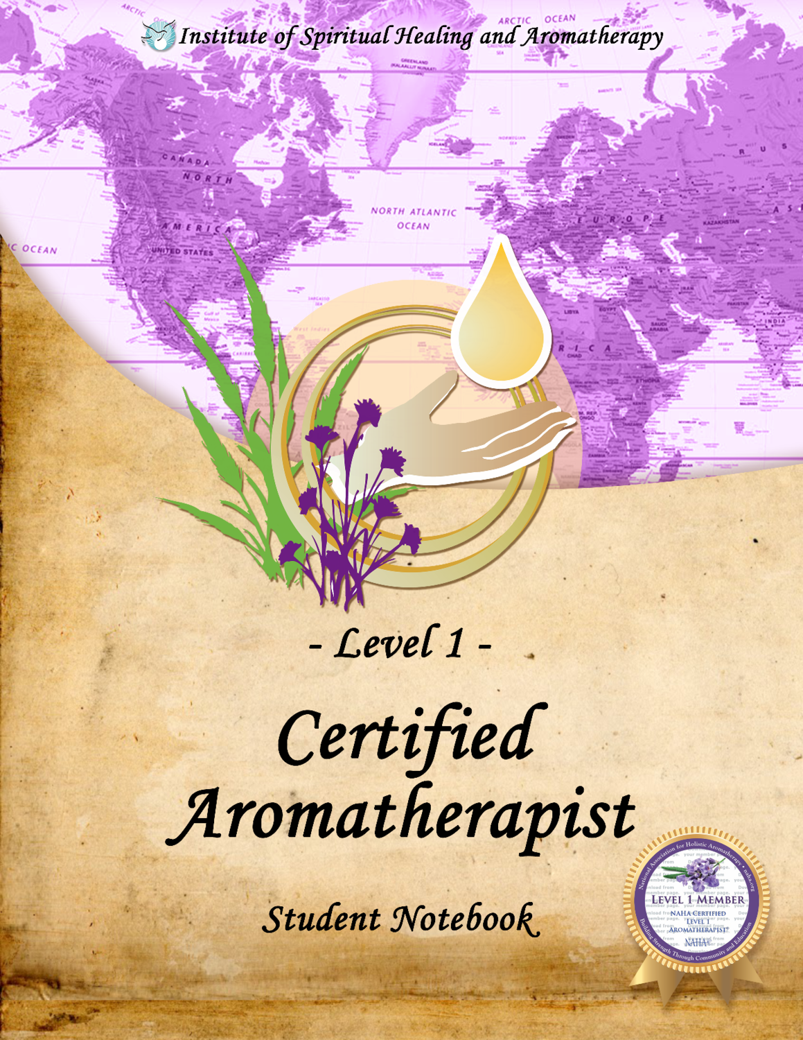 Certified Aromatherapist - Level 1 - Phoenix, AZ -July 16-18, 2021 ZOOM ONLY