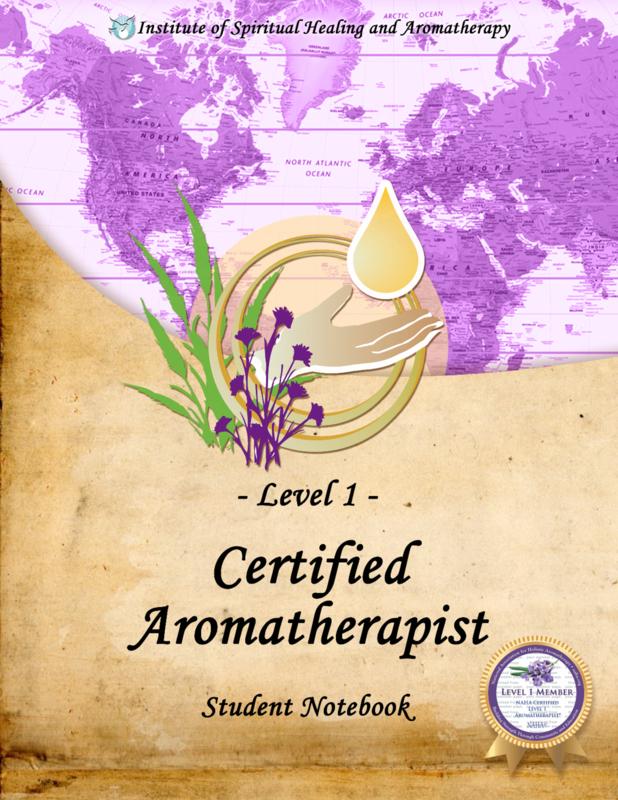 Certified Aromatherapist - Level 1 - Ottawa, IL - March 19-21, 2021 ZOOM