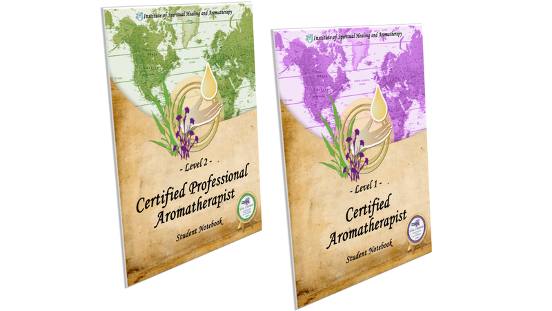 Aromatherapy 2-Bundle (Level 1 & 2) - 10% OFF Included