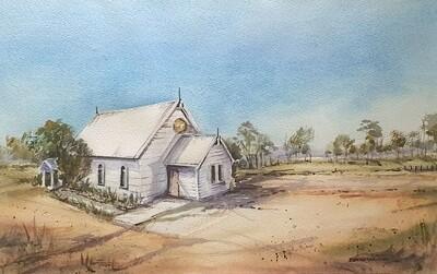 Lovedale Chapel