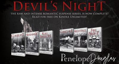 Devil's Night Bundle