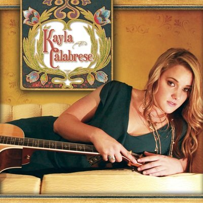 Kayla Calabrese EP (Autographed Copy)