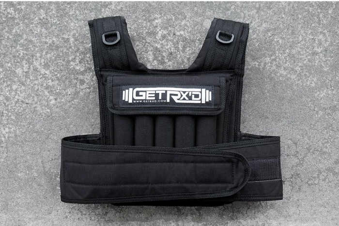CHALLENGER WEIGHTED VEST