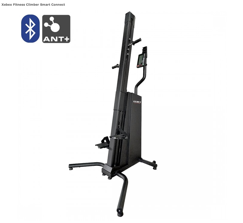 Xebex Fitness Vertical Climber Smart Connect