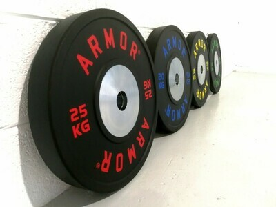 BLACK COMPETITION KG PLATE (+/- 10g)