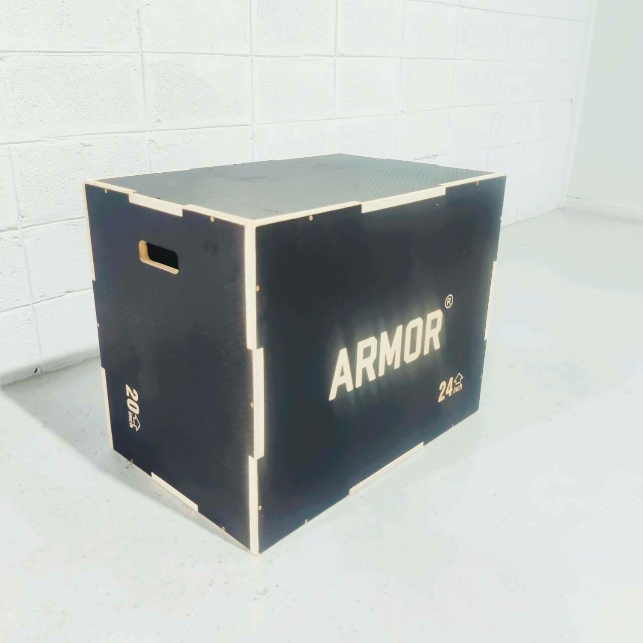 ARMOR WOOD PLYO BOX 2.0