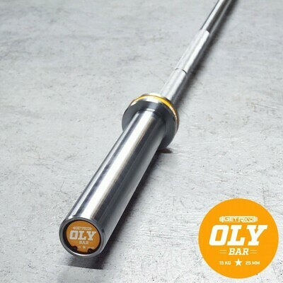 WOMEN'S OLY WEIGHTLIFTING BAR