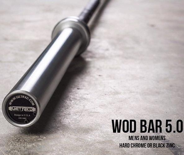 WOD BAR 5.0