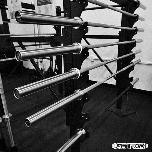 8-BAR HORIZONTAL RACK