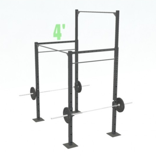 4' FREESTANDING INTERMIDIATE