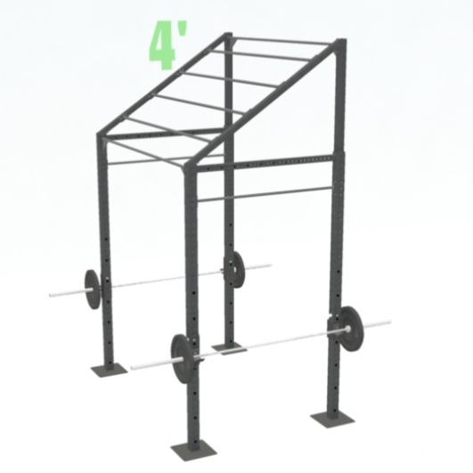 4' FREESTANDING ADVANCED