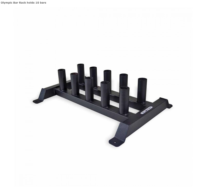 OLYMPIC BAR RACK : 10BARS