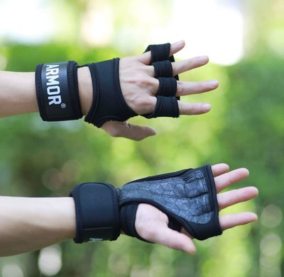 WOD GLOVE with  WRIST SUPPORT