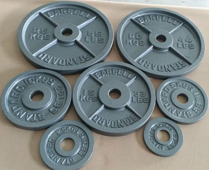 OLYMPIC IRON PLATE