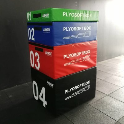 ARMOR SOFT PLYO BOX SET