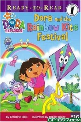 Ready-To-Read level 1: Dora and the Rainbow Kite Festival