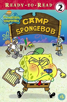 Ready-To-Read level 2: Camp Spongebob
