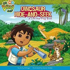 Dinosaur Hide-And-Seek