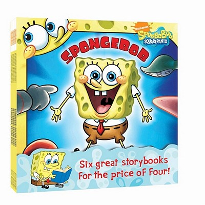 Spongebob 6 Storybooks