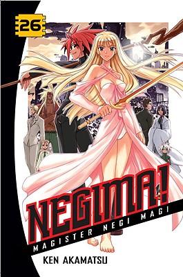 Negima! vol 26