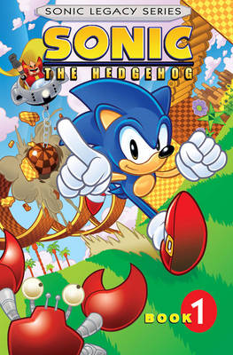 Sonic The Hedgehog: Legacy book 1