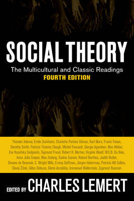 Social Theory - 4th edition