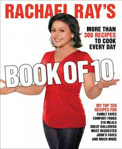 Rachel Ray's Book of 10