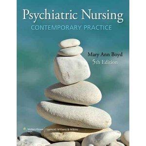 Psychiatric Nursing: Contemporary Practice 5th Edition