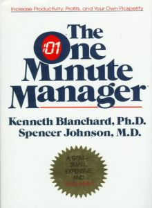 The One Minute Time Manager