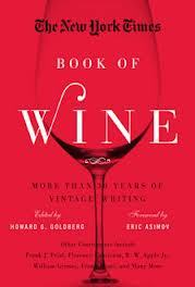 The New York Times Book of Wine