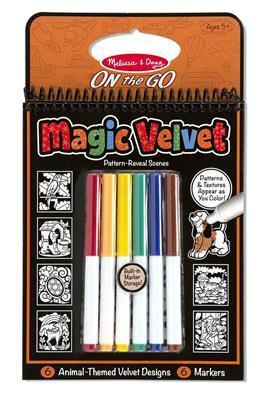 Magic Velvet-Animal