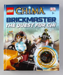 Lego Brickmaster The Quest For Chi