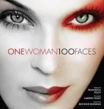 One Woman 100 Faces