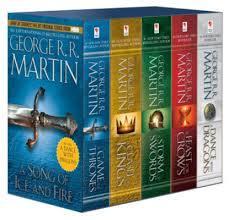 George R.R.Martin Boxed Set