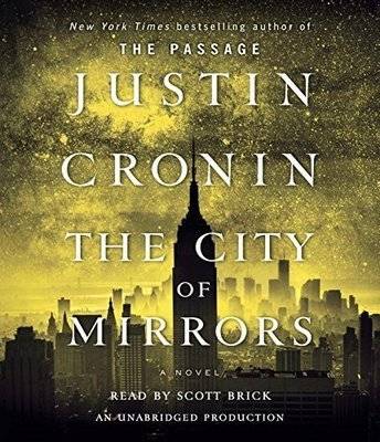 The City of Mirrors - audio CD