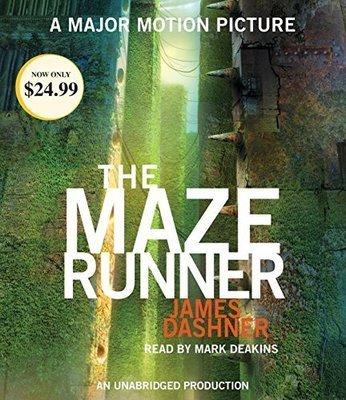 The Maze Runner - audio CD