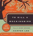 To Kill A Mockingbird - Audio CD