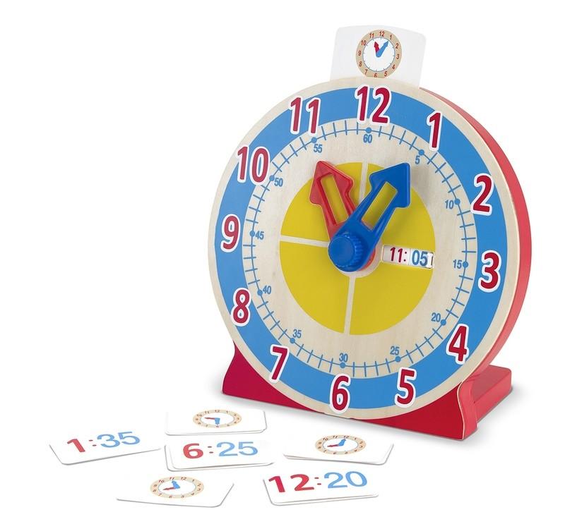 Telling Time Clock