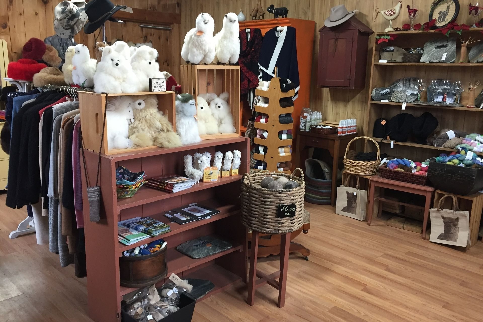 Morning Beckons Farm Store
