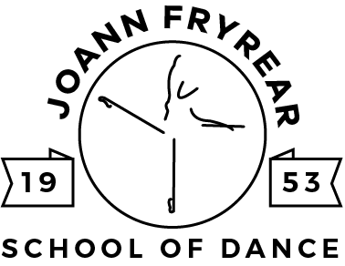JoAnn Fryrear School of Dance Apparel